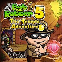 Bob The Robber Temple Adventure